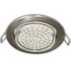 Ecola GX53 H4 Downlight without reflector_satin chrome (����������) 38�106