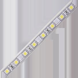 Ecola LED strip 220V STD 14,4W/m IP68 14x7 60Led/m 6000K 12Lm/LED 720Lm/m лента на катушке 100м.