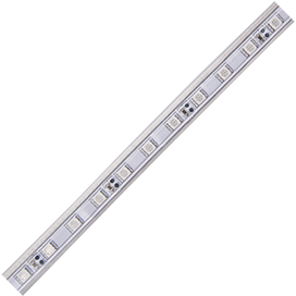 Ecola LED strip 220V STD 14,4W/m IP68 14x7 60Led/m Green зеленая лента на катушке 100м.