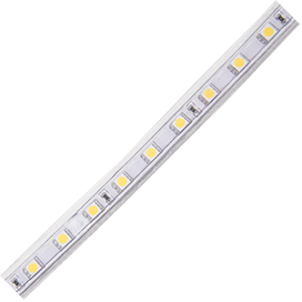 Ecola LED strip 220V STD 14,4W/m IP68 14x7 60Led/m 4200K 12Lm/LED 720Lm/m лента на катушке 100м.