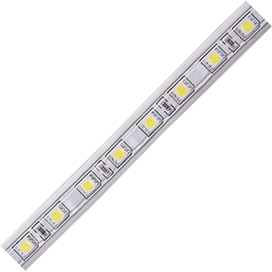 Ecola LED strip 220V STD 14,4W/m IP68 14x7 60Led/m 6000K 12Lm/LED 720Lm/m лента на катушке 50м.
