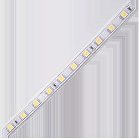 Ecola LED strip 220V STD 14,4W/m IP68 14x7 60Led/m 4200K 12Lm/LED 720Lm/m лента на катушке 50м.