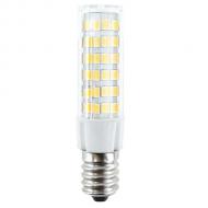 Ecola T25 LED Micro 5,5W E14 2700K 340° кукуруза (для холодил., шв. машинки и т.д.) 62x17 mm