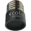 Ecola base Переходник с цоколя E27 на E14 Черный