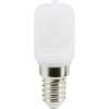 Ecola T25 LED Micro 3,0W E14 4000K капсульная 340° матовая (для холодил., шв. машинки и т.д.) 60x22 mm