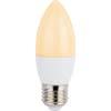 Ecola candle LED Premium 7,0W 220V E27 золотистая свеча (композит) 103x37