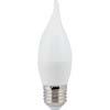 Ecola candle LED 7,0W 220V E27 4000K свеча на ветру (композит) 120x37