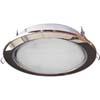 Ecola GX70-H5 светильник хром встр. без рефл. 53x151