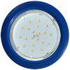 Ecola GX53 5355 Встраиваемый Легкий Синий (светильник) 25x106