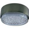 Ecola GX53 FT8073 светильник накладной черненая бронза 25x82