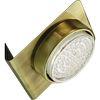Ecola GX53-N82 светильник настенный угловой черненая бронза 52*130*111