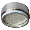 Ecola GX70 G16 Светильник Накладной Сатин-хром (satin-chrome) 42x120