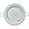 Ecola GX53 DGX5315 Встраиваемый Легкий Белый (светильник) 18x100