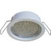 Ecola GX53 PD Светильник Встраиваемый глубокий легкий Белый 31x95