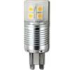Ecola G9 LED Premium 4,1W Corn Mini 220V 4200K 300° (алюм. радиатор) 65x23