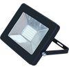 Ecola Projector LED 50,0W 220V 4200K IP65 Светодиодный Прожектор тонкий Черный 221x154x20