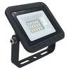 Ecola Projector LED 10,0W 220V 2800K IP65 Светодиодный Прожектор тонкий Черный 100x80x26