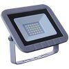 Ecola Projector LED 20,0W 220V 6000K IP65 Светодиодный Прожектор тонкий Серебристо-серый 146x102x17