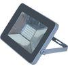 Ecola Projector LED 30,0W 220V 4200K IP65 Светодиодный Прожектор тонкий Серебристо-серый 188x132x17