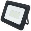 Ecola Projector LED 100,0W 220V 2800K IP65 Светодиодный Прожектор тонкий Черный 290x230x32