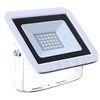 Ecola Projector LED 20,0W 220V 6000K IP65 Светодиодный Прожектор тонкий Белый 135x100x30