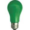 Ecola classic LED color 8,0W A55 220V E27 Green Зеленая 360° (композит) 108x55
