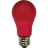 Ecola classic LED color 8,0W A55 220V E27 Red Красная 360° (композит) 108x55