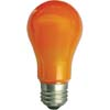 Ecola classic LED color 8,0W A55 220V E27 Orange Оранжевая 360° (композит) 108x55
