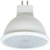 Ecola MR16 LED 7,0W 220V GU5.3 4200K прозрачный поликарбонат (композит) 48x50