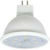 Ecola MR16 LED Premium 7,0W 220V GU5.3 2800K прозрачный поликарбонат (композит) 48x50