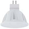 Ecola Light MR16 LED 4,0W 220V GU5.3 M2 2800K матовый поликарбонат 46x50
