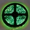 Ecola LED strip PRO 4,8W/m 12V IP20 8mm 60Led/m Green зеленая светодиодная лента на катушке 5м.
