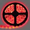 Ecola LED strip PRO 4,8W/m 12V IP20 8mm 60Led/m Red красная светодиодная лента на катушке 5м.