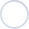 Ecola GX70 Термокольцо прозрачное для установки GX70-H5 d=125/135, упаковка 20 шт