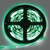 Ecola LED strip STD 14.4W/m 24V IP20 10mm 60Led/m Green зеленая светодиодная лента на катушке 5м.