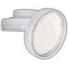 Ecola GX70 LED 10.0W Tablet 220V 4200K прозрачный поликарбонат 111х42